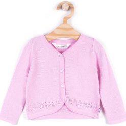 Swetry rozpinane damskie: Coccodrillo – Sweter dziecięcy 62-86 cm
