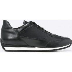 Gino Rossi - Buty Torino. Czarne buty sportowe męskie marki Gino Rossi, z gumy, ze sznurowanym dekoltem. W wyprzedaży za 279,90 zł.