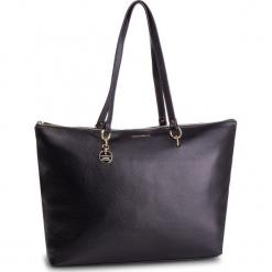 Torebka COCCINELLE - DS5 Alpha E1 DS5 11 01 01 Noir 001. Brązowe torebki klasyczne damskie marki Coccinelle, ze skóry. Za 1249,90 zł.