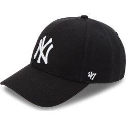 Czapka z daszkiem 47 BRAND - New York Yankees B-MVP17WBV-BK Czarny. Czarne czapki z daszkiem damskie 47 Brand, z bawełny. Za 89,00 zł.