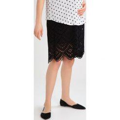 Spódniczki trapezowe: Slacks & Co. MATILDA Spódnica trapezowa black