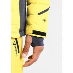 Brunotti TRYSAIL Kurtka snowboardowa poison. Żółte kurtki narciarskie męskie marki Brunotti, m, z materiału. W wyprzedaży za 639,20 zł.