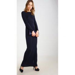 Długie sukienki: Young Couture by Barbara Schwarzer Długa sukienka navy