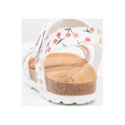 Friboo Sandały white. Czerwone sandały chłopięce marki Friboo, z materiału. Za 139,00 zł.