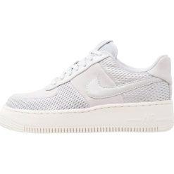 Trampki damskie slip on: Nike Sportswear AIR FORCE 1 UPSTEP PRM Tenisówki i Trampki metallic platinum/pure platinum/sail