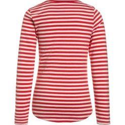 Bluzki dziewczęce bawełniane: Scotch R'Belle LONG SLEEVE ARTWORK  Bluzka z długim rękawem red