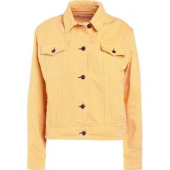 Rag & bone Kurtka jeansowa sun. Żółte bomberki damskie rag & bone, m, z bawełny. W wyprzedaży za 539,60 zł.