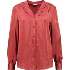 Sparkz REBECCA Bluzka sienna. Czerwone bluzki damskie Sparkz, xl, z materiału. Za 499,00 zł.