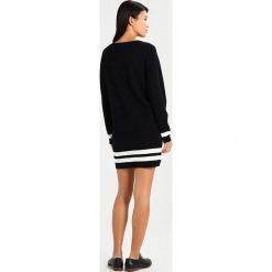 Sukienki dzianinowe: Freequent HADID Sukienka dzianinowa black/white