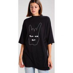 T-shirty damskie: Tiger of Sweden Jeans AMY  Tshirt z nadrukiem black