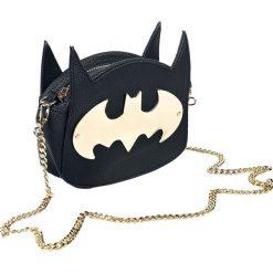 Torebki klasyczne damskie: Batman Logo Torebka - Handbag czarny