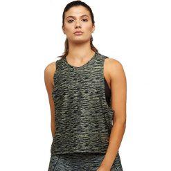 Bluzki damskie: Puma Koszulka damska Tank Velvet Rope  zielona r. S (573576 01)