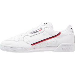 Tenisówki damskie: adidas Originals CONTINENTAL 80S Tenisówki i Trampki footwear white/scarlet/collegiate navy