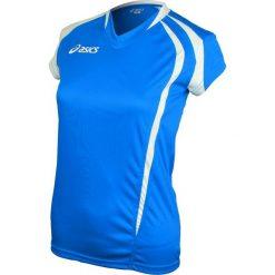 Asics Koszulka damska Fanny niebieska r. XL (T751Z1.4301). Bluzki asymetryczne Asics, xl. Za 65,00 zł.