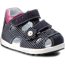 Sandały dziewczęce: Sandały BARTEK – 11695-3/1JC Granatowy