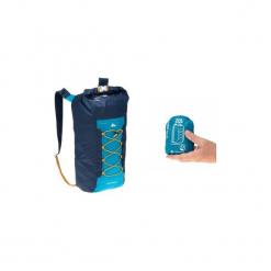 Plecak turystyczny ultra compact 20 l. Niebieskie plecaki męskie marki QUECHUA, z materiału. Za 39,99 zł.