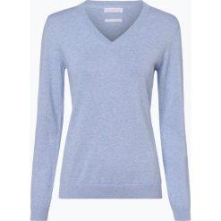 Brookshire - Sweter damski, niebieski. Niebieskie swetry klasyczne damskie brookshire, l, z bawełny. Za 129,95 zł.