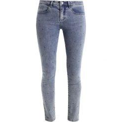 Circle of Trust COOPER DOTS Jeansy Slim Fit oldskool blue. Brązowe jeansy damskie marki Circle of Trust, xl, z materiału. W wyprzedaży za 189,50 zł.