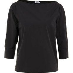 Filippa K POPLIN TOP Bluzka black. Czarne bluzki asymetryczne Filippa K, m, z bawełny. Za 589,00 zł.