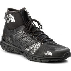 Buty THE NORTH FACE - Litewave Ampere II Hc Camo T939VFYXU Tnf Black Woodland Camo Print/Metallic Silver. Czarne buty do biegania męskie marki The North Face, z gumy. W wyprzedaży za 379,00 zł.