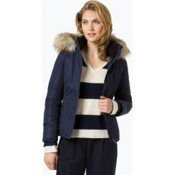 Tommy Jeans - Damska kurtka puchowa, niebieski. Szare kurtki damskie jeansowe marki Tommy Jeans, l, z podwyższonym stanem, dopasowane. Za 899,95 zł.