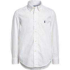 Polo Ralph Lauren Koszula white. Białe koszule chłopięce Polo Ralph Lauren, z bawełny, polo. Za 269,00 zł.