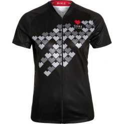 T-shirty damskie: Gore Bike Wear LADY DIGI HEART TRIKOT Tshirt z nadrukiem black