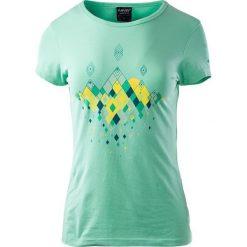 MARTES Koszulka damska Hi-Tec LADY HUBEL zielona r. XS. Zielone t-shirty damskie MARTES, xs. Za 28,14 zł.