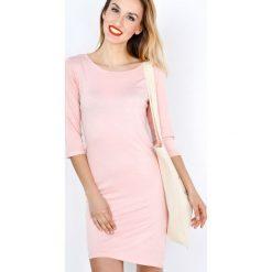 Sukienki: Gładka sukienka
