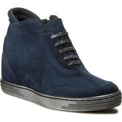 Sneakersy damskie: Sneakersy ROBERTO – 556 Gr.Wel