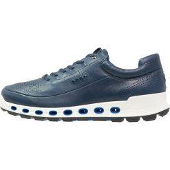 Ecco COOL 2.0 Obuwie do biegania Turystyka true navy. Niebieskie buty do biegania męskie ecco, z materiału. Za 859,00 zł.