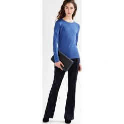 Swetry klasyczne damskie: BOSS CASUAL IDDYENNA Sweter medium blue
