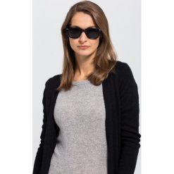 CHPO NOWAY Okulary przeciwsłoneczne black. Czarne okulary przeciwsłoneczne damskie wayfarery CHPO. Za 129,00 zł.