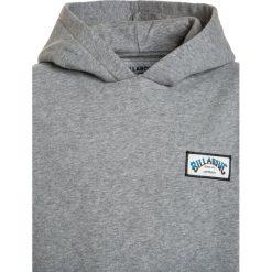 Billabong DIP Bluza z kapturem grey heather. Szare bluzy chłopięce rozpinane marki Billabong, z bawełny, z kapturem. W wyprzedaży za 206,10 zł.