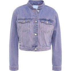 Bomberki damskie: Won Hundred COURTNEY Kurtka jeansowa pink lady