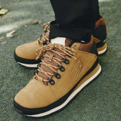 Buty New Balance Lifestyle 754 (H754TB). Szare buty trekkingowe męskie New Balance, outdoorowe. Za 349,99 zł.