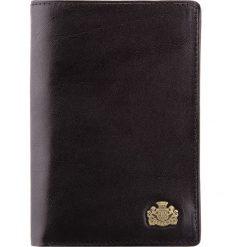 Portfel 10-1-008-1. Czarne portfele męskie Wittchen. Za 359,00 zł.