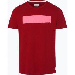Marc O'Polo Denim - T-shirt męski, różowy. Czerwone t-shirty męskie z nadrukiem Marc O'Polo DENIM, m, z bawełny, polo. Za 149,95 zł.