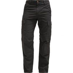 Spodnie męskie: Carhartt WIP REGULAR COLUMBIA Bojówki black rinsed