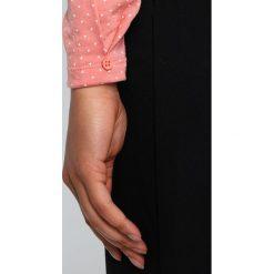 Bluzki asymetryczne: Opus SUPER TRIANGLE Bluzka z długim rękawem blossom red