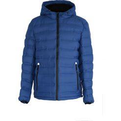 Niebieska Kurtka Rest Your Arms. Niebieskie kurtki męskie pikowane Born2be, na zimę, m, z kapturem. Za 104,99 zł.