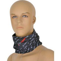 Szaliki męskie: inSPORTline Wielofunkcyjny szalik chusta Kolor szaro-czarny
