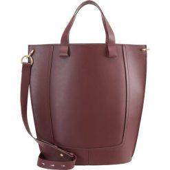 Mint&berry Torba na zakupy burgundy. Czerwone shopper bag damskie marki mint&berry. W wyprzedaży za 237,30 zł.