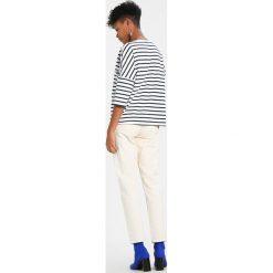 Bluzki asymetryczne: Soaked in Luxury VESTIA Bluzka z długim rękawem broken white blues