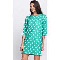 Zielona Sukienka Another Love. Zielone sukienki letnie marki Born2be, l. Za 84,99 zł.
