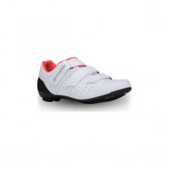 Buty na rower ROADRACING 500. Czerwone buty skate męskie B'TWIN, z poliamidu, rowerowe. Za 219,99 zł.