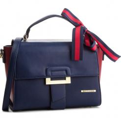 Torebka WITTCHEN - 87-4Y-407-7 Granatowy. Niebieskie torebki klasyczne damskie Wittchen, ze skóry ekologicznej, duże. W wyprzedaży za 209,00 zł.