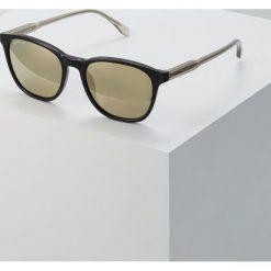 Okulary przeciwsłoneczne męskie aviatory: Lacoste Okulary przeciwsłoneczne shiny black
