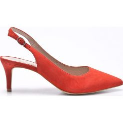 Buty ślubne damskie: Gino Rossi - Czółenka Rumi