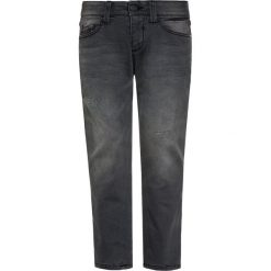S.Oliver RED LABEL HOSE Jeansy Slim Fit grey/black denim. Szare jeansy męskie regular s.Oliver RED LABEL, z bawełny. Za 159,00 zł.
